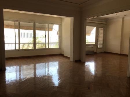 Apartment 220m modern furniture for rent in Zamalek