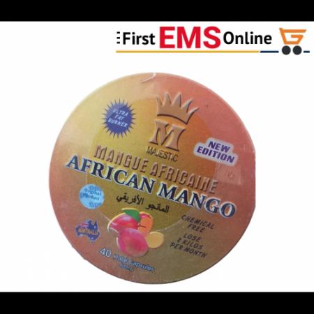 كبسولات المانجو الأفريقى  AFRICANO MANGO