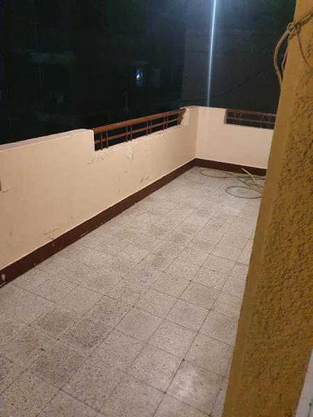 شقة للايجار مفروشة بعباس العقاد 01069403477