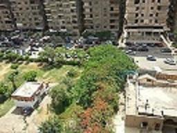 شقة 220م غير مجروحة بالقرب من حديقة الطفل فيو مفتوح سوبر لوكس