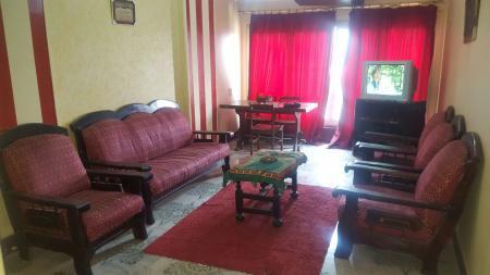 شقة مفروشة للايجار بالنزهة مدينة نصر