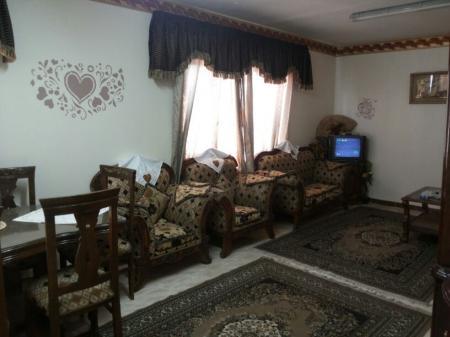 شقة مفروشة للايجارحيث المتاجر والمولات مدينة نصر