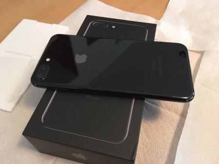 ابل اي فون 7 256GB جيت الأسود