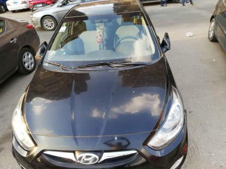 للبيع هيواندي اكسنت RB موديل 2012 - السيارة  كاملة أتوماتيك أعلا فئة