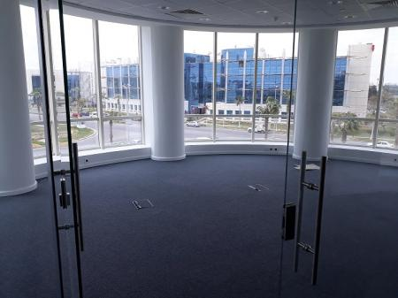 Office 450m finished in Smart Village for rent