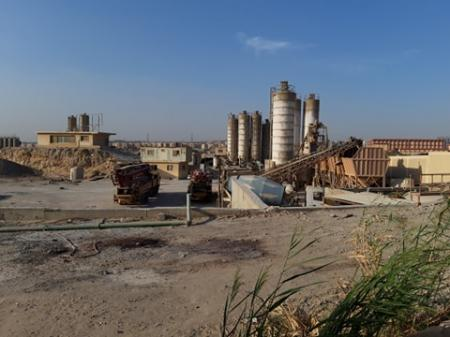 ارض صناعى بموقع متميز بالقاهره الجديده