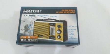 احصل على راديو كهرباء و حجاره 8 موجه ماركه ليوتيك