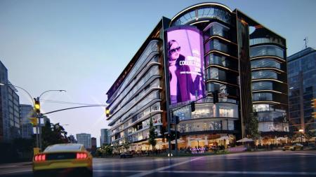 مكاتب ومحلات بالعاصمة الادارية الجديدة في جراند سكوير مول