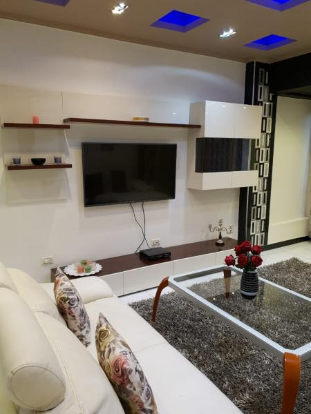 Apartment 150m modern furniture for rent in Zamalek